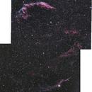 Les Dentelles du Cygne (mozaïque de 2 images),                                Jean-François Douroux