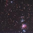 M42 and Horsehead Nebula,                                Michael Finan
