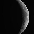 Moon Crescent on May 26th,                                Daniel.P