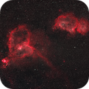 Heart and Soul Nebulas,                                Scott Tucker