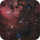 Ced-214 / NGC7822 / LDN1266 in Cepheus,                                Jonathan W MacCollum