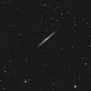 NGC 5907 Splinter Galaxy,                                Kristof Dierick
