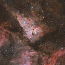 Eta Carinae ,                                Erik