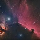 Nébuleuse de la tête de cheval, IC 434,                                manudu74