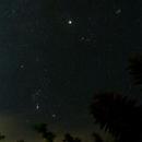 Orion, Jupiter & Pleiades,                                BLANCHARD Jordan