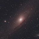 M31 - Andromeda,                                Sean van Drogen