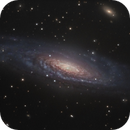 Ngc 7331 color,                                Exaxe