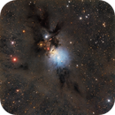 first light of a newteam in south Spain : NGC 1333,                                Dieter333
