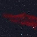 Nebulosa California,                                Domenico De Luca