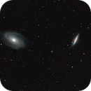 M81 and M82 - a nice pair !,                                Thomas Richter
