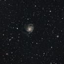 M101 / NGC5457, NGC5422, NGC5474,                                Stefano Zamblera