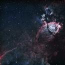 IC 1795 Fish Nebula,                                John Travis