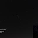 Constelación Cassiopeia,                                Brian Javier