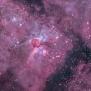 KeyHole nebula,                                Luis Armando Gutiérrez Panchana