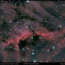 IC5070 - Pelican Nebula,                                Maarten Rolefes