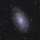 M33 Triangulum Galaxy,                                Valerio Avitabile