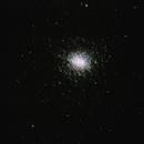 M 92 Globular cluster From France,                                Lionel