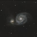 M51 The whirpools,                                Darktytanus