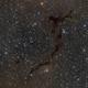 Barnard 150 - a dark nebula in the constellation of Cepheus,                                Steve Milne