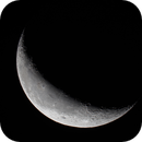 Moon Waning Crescent 22.2%,                                Chris Dee