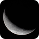 Moon Waning Crescent 22.2%,                                Chris Dee