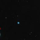 Ghost of Jupiter NGC 3242 PN,                                Roberto Bacci