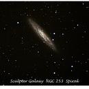 Sculptor Galaxy,                                normcatalunya