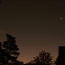 Venus, Mars und Mond,                                Silkanni Forrer