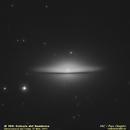 Sombrero Galaxy,                                José J. Chambó