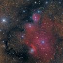 IC4685 - Nebula in Sagittarius,                                Stellario