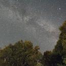 Milky Way - Brora, Sutherland, Scotland,                                Killie