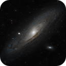 M31 Andromeda Galaxy,                                Eduardo Barbosa