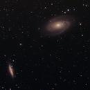 Bode's Galaxy (M81) & Cigar Galaxy (M82),                                siberx