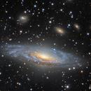 NGC 7331 and Flying Galaxies,                                Vitali