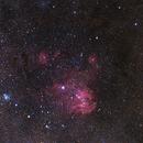 IC 2944 in Centaurus.,                                Mark Sansom