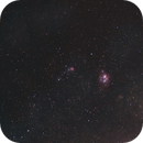 Region of M8,                                OrionRider