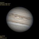 Jupiter,                                Carlos Alberto Palhares - OBSERVATÓRIO ZÊNITE