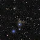 Cheveulure de bérénice, around Ngc4874 LRVB,                                Arnedo Kévin