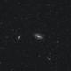 M81 and M82 W/ Hyperstar,                                Elmiko