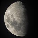 Moon (single frame),                                Carlos Alberto Palhares - OBSERVATÓRIO ZÊNITE