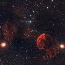 IC443 Jellyfish Nebula,                                Marzio Bambini