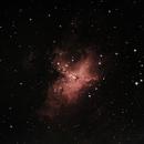 M16 Nebulosa da Aguia,                                Wagner