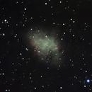Messier 1,                                Miles Zhou