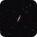 M98 - Spiral Galaxy in Coma Berenices,                                Stellario