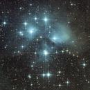 M45  The Pleides,                                Ray Heinle
