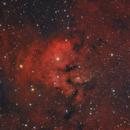NGC 7822 Ced 241 LRGBHa,                                Stefan-Harry-Thrun