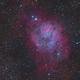 Lagoon Nebula,                                Paul Hancock