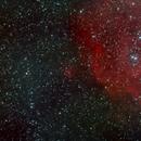 Sh2 198 H-alpha RGB,                                jerryyyyy