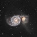 M51 - The Whirlpool Galaxy,                                Neal Weston