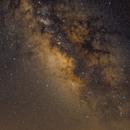 Milky Way Galaxy,                                Shishir Iyer